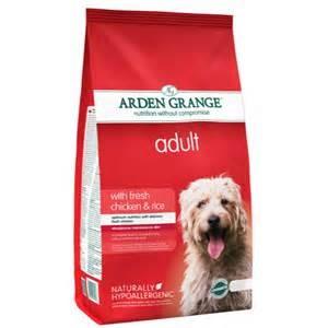 Arden Grange Dog Chicken