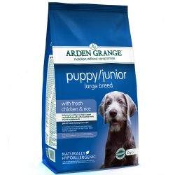 Arden Grange Puppy & Junior Large Breed