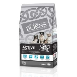 Burns Active