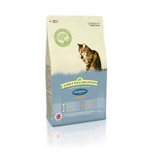 James Wellbeloved Cat Food Hairball