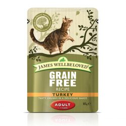 Jwb Cat Pouch Turkey