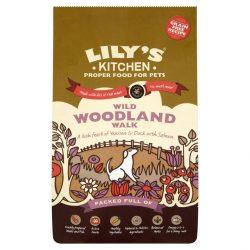 Lily's woodland walk