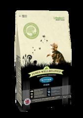 James Wellbeloved Kitten Turkey Ron S Pets Supplies