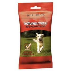 NM beef dog treats