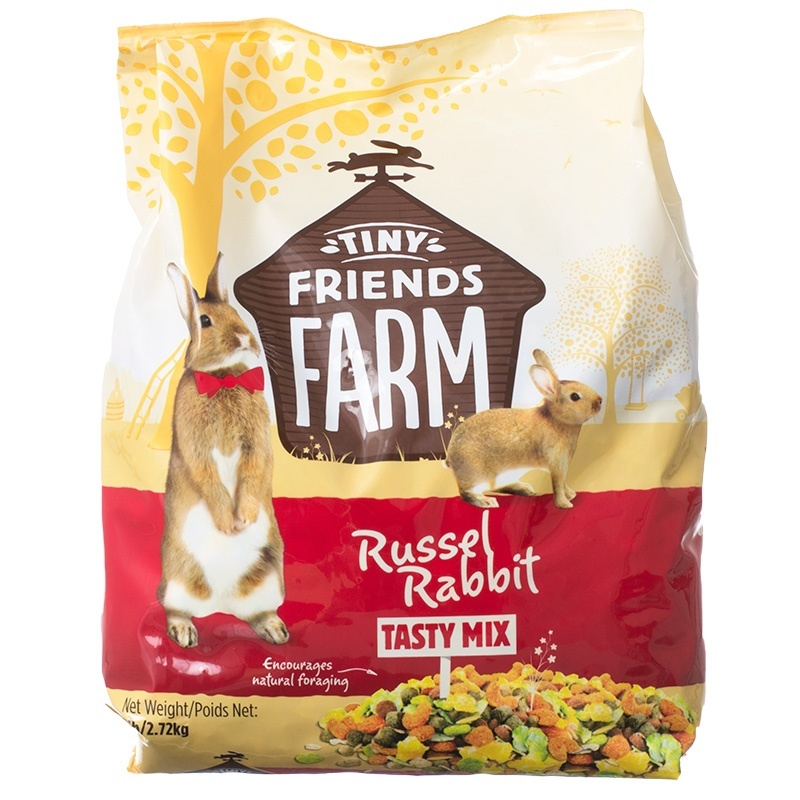 Russel Rabbit Food Reviews