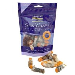 Fish 4 Dogs Sea Wraps