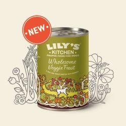 Lily's Kitchen Veggie Feast
