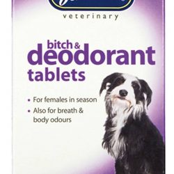Johnsons Bitch & Deodorant Tablets