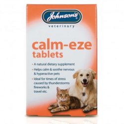 Johnsons Calm-eze Tablets