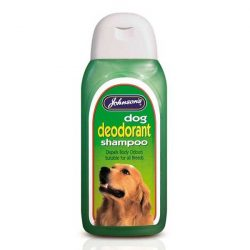 Johnsons Deodorant Shampoo