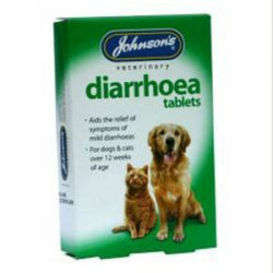 Johnsons Diarrhoea Tablets