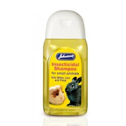 Johnsons Sml Animal Insectical Shampoo