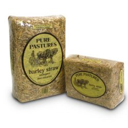 Pure Pastures Straw