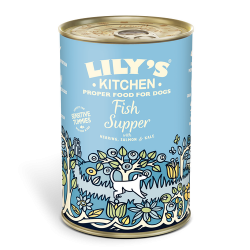 Lily's Kitchen Fish Supper Tin