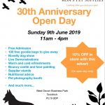 30th Anniversary Open Day