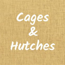 Cages & Hutches
