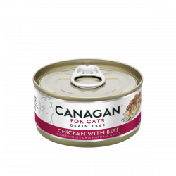 Canagan Cat Tin Beef