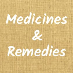 Medicines & Remedies