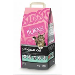 Burns Cat Food