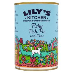 Lily's Fishy Fish Pie