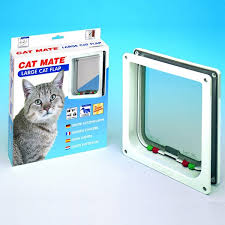 Petmate Large Lockable catflap