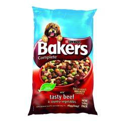 Bakers Complete Beef