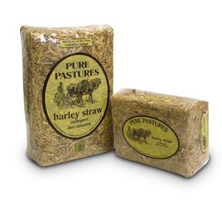 Pure Pastures Straw