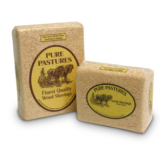 Pure Pastures Wood Shavings