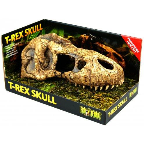 ET T-Rex Skull