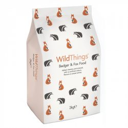 Wildthings Badger & Fox