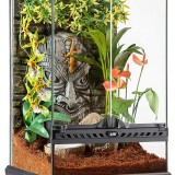 Tiki Terrarium Small Tall